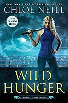 Wild Hunger (Heirs of Chicagoland, #1)
