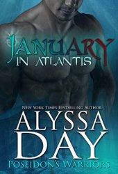 January in Atlantis (Poseidon's Warriors, #1) Book Pdf