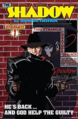 The Shadow: Blood & Judgment (Dynamite) #1