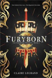Furyborn (The Empirium Trilogy, #1)