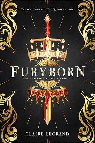 Furyborn (Empirium, #1) Book Pdf ePub
