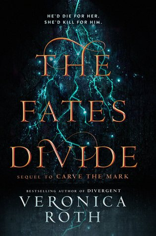 The Fates Divide (Carve the Mark, #2) Book Pdf ePub