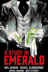 A Study in Emerald Book Pdf