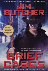 Brief Cases (The Dresden Files, #15.1) Pdf Book