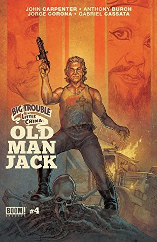 Big Trouble in Little China: Old Man Jack #4