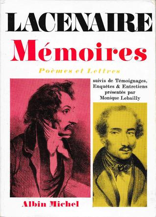 Mémoires, poèmes et lettres