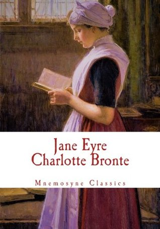 Jane Eyre (Large Print - Mnemosyne Classics): Complete and Unabridged Classic Edition