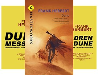 The Dune Sequence (8 Book Series)