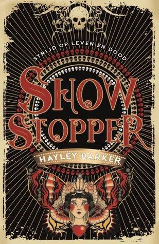 Showstopper Boek omslag