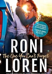The One You Can't Forget (The Ones Who Got Away, #2) Pdf Book