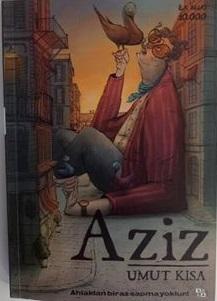 Aziz Kitap Kapağı
