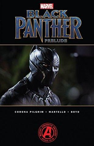 Marvel's Black Panther Prelude (Marvel's Black Panther Prelude (2017))