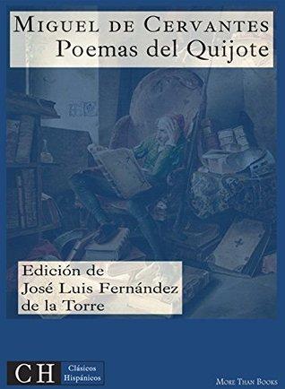 Poesías VI: Poemas en El Quijote (Clásicos Hispánicos nº 77)