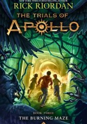 The Burning Maze (The Trials of Apollo, #3) Pdf Book
