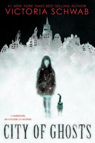 Recensie City of ghosts van Victoria Schwab