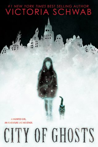 Recensie City of ghosts van Victoria Schwab