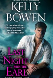 Last Night with the Earl (The Devils of Dover, #2) Pdf Book