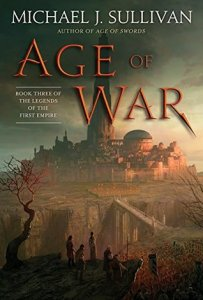 Epic Fantasy Books Age of War  The Legends of the First Empire  3