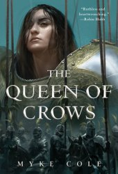 The Queen of Crows (The Sacred Throne, #2) Pdf Book