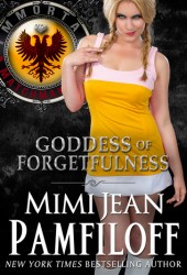 Goddess of Forgetfulness (Immortal Matchmakers, Inc. #4) Pdf Book
