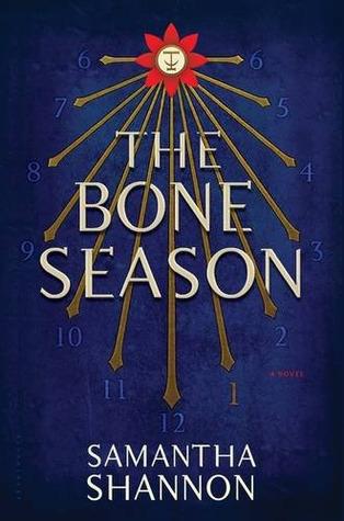 The Bone Season (The Bone Season, #1)