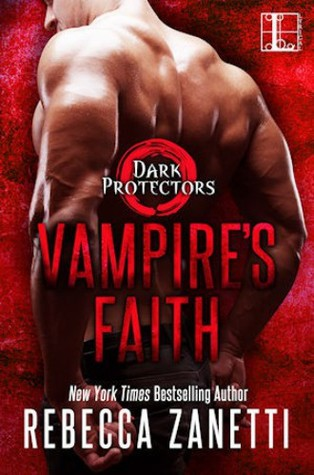 Vampire's Faith (Dark Protectors, #8)