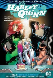 Harley Quinn Vol. 4: Surprise, Surprise Pdf Book