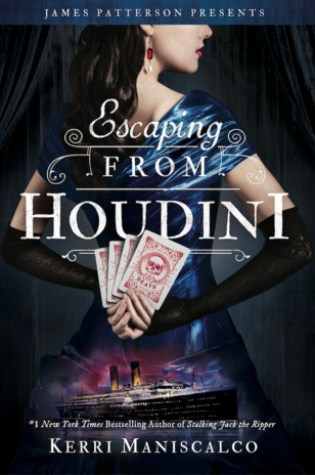Escaping from Houdini (Stalking Jack the Ripper, #3) Book Pdf ePub