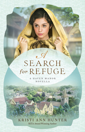 A Search for Refuge (Haven Manor, #0.5)