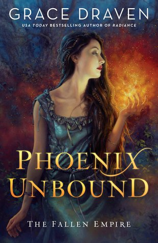 A fantasy romance by Grave Draven delivers! My review of Phoenix Unbound!