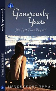 Book Review: Generously Yours by #Ishithaa
