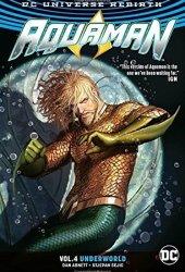 Aquaman, Volume 4: Underworld Pdf Book