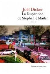 La Disparition de Stephanie Mailer Book Pdf