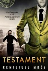 Testament (Chyłka i Zordon, #7) Pdf Book