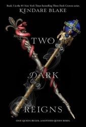 Two Dark Reigns (Three Dark Crowns, #3) Pdf Book