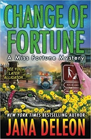 Change of Fortune (Miss Fortune Mystery, #11)