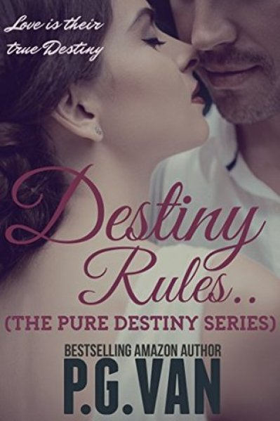 Book Cover of Destiny Rules by PG Van