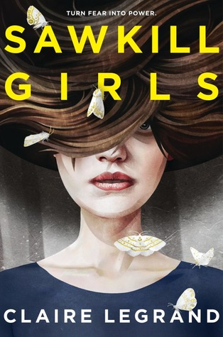 Sawkill Girls by Claire LeGrand Book Cover