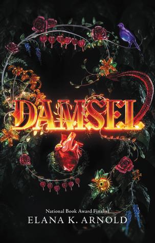 Damsel by Elana K. Arnold Book Cover