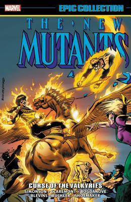 New Mutants Epic Collection Vol. 6: Curse of the Valkyries