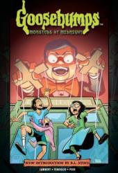 Goosebumps: Monsters at Midnight Pdf Book