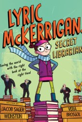 Lyric McKerrigan, Secret Librarian Book Pdf