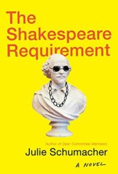 The Shakespeare Requirement Pdf Book