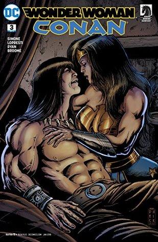 Wonder Woman/Conan (2017-) #3