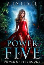 Power of Five (Power of Five, #1) Pdf Book