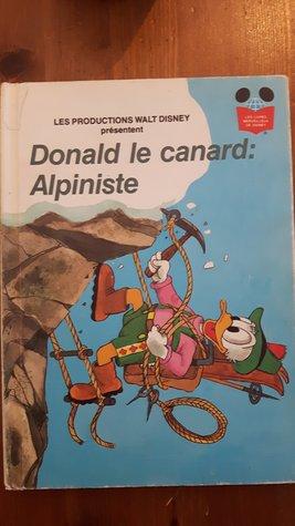 Donald le canard: Alpiniste