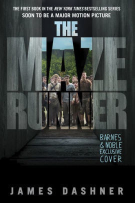 The Maze Runner (The Maze Runner, #1) (MTI)  ( Barnes And Noble Exclusive Cover )