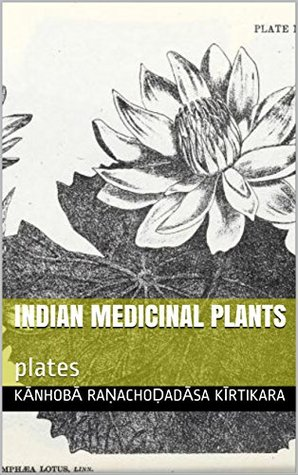 Indian medicinal plants: plates