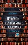 Het geheim van Penumbra's boekwinkel