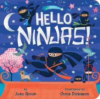 Hello Ninjas!
